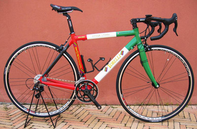 Bikes Made In Italy Premium Rental Bicycle for